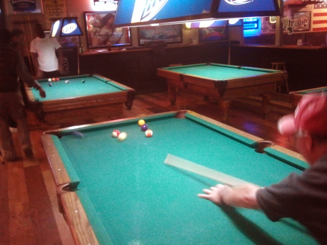 Sweetwater Bar Pool Tables